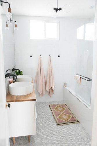 Lem kayu dan lem hpl Crona - digsdigs.com bathroom skandinavian e1605405794972