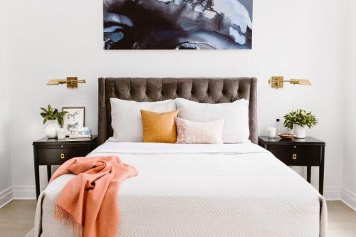 Lem kayu dan lem hpl Crona - hgtv.com contemporer bedroom e1605975442955