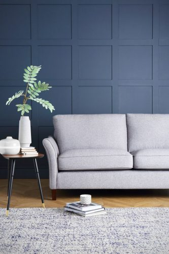 Lem kayu dan lem hpl Crona - countryliving.com blue panelling 1605172538 e1607857065350